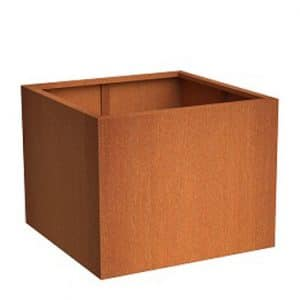Corten – Cubus 50 x 50 x 50 cm