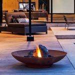 Corten – Firebowl